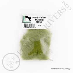 Hare Tron Dub Hareline Olive Pack