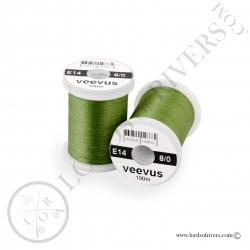 Soie de montage Veevus 8/0 Olive