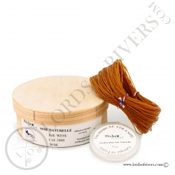 Weight forward natural Silk (WF) 30m Pêche à soie
