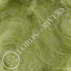 Laser Dry Fly Dubbing Olive