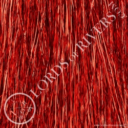 Flashabou 1mm 1/16 monocolor 35.44 inch Red
