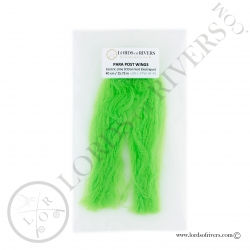 Para Post Wings 40 cm in Lords Of Rivers Citron vert Electrique
