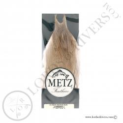 Metz grade 2 rooster neck Medium Dun