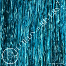 Flashabou Thin 60 cm / 23.62 in Lords Of Rivers Bright Blue