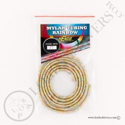 Mylar Tubing Rainbow Hends Pearl