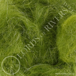 Hareline Hare Tron Dub - Caddis Green