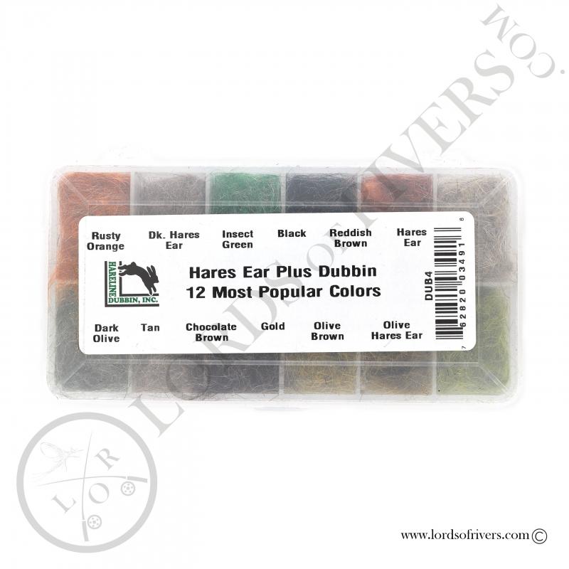 Hareline HARE'S EAR PLUS Dispenser