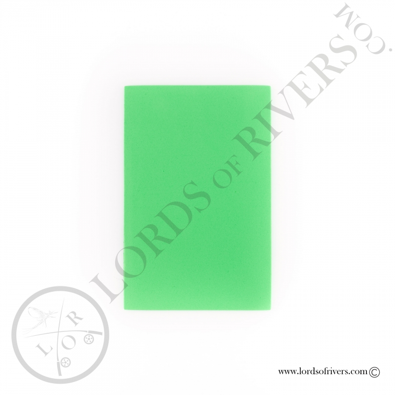 Foam Lords Of Rivers - Green