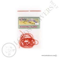 Ribbing Band Hends - Rusty Red