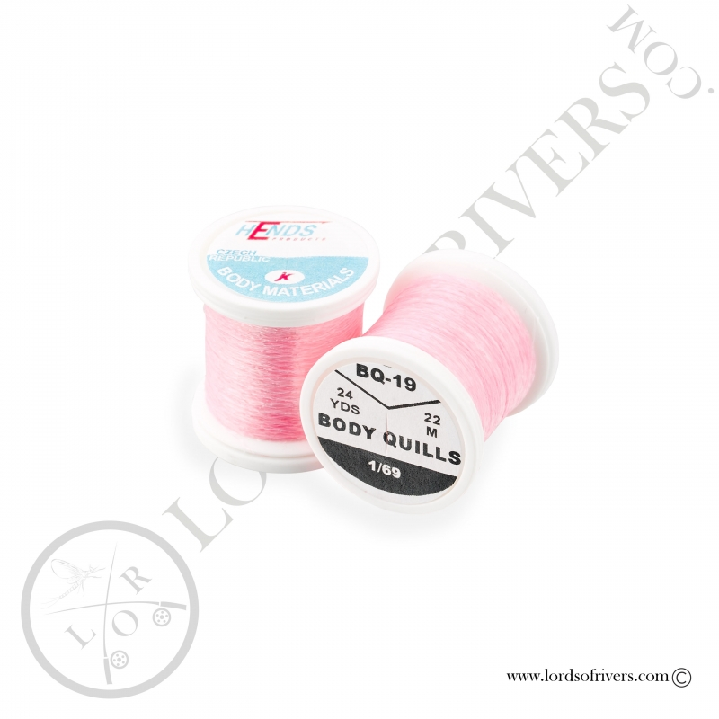 Body quills Hends Pink
