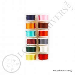 Floss silk 12 colors set Lords Of Rivers