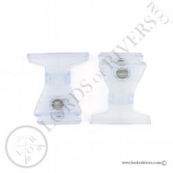 Pinces cdc/Poils Taille 2 Stonfo