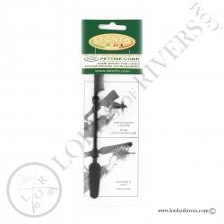 Peigne/brosse pour mouches et streamers Stonfo