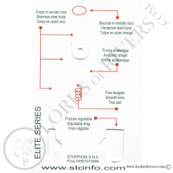 Elite Bobbin Stonfo - Instructions recto