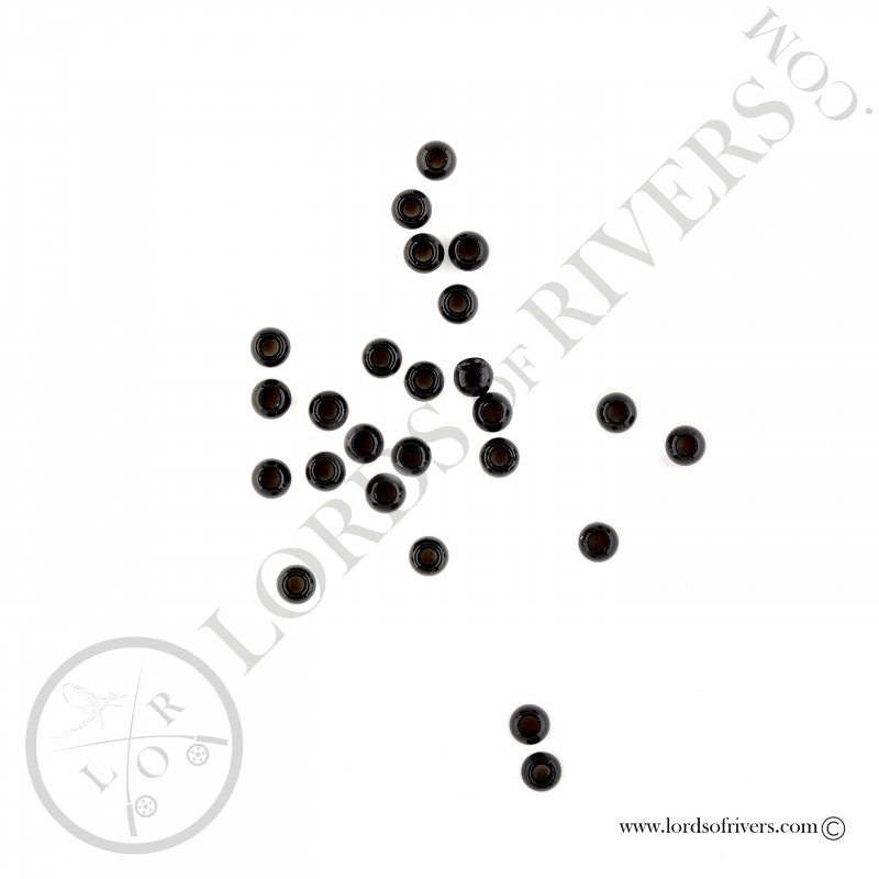 Brass Beads Lords of Rivers - Black