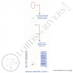 Elite Bodkin Stonfo - Instructions recto