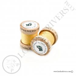 Ephemera Silk Au Ver à Soie Golden Olive