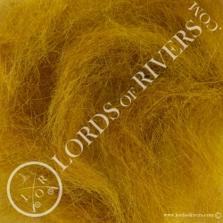 Genuine Seals Fur Veniard - Golden Olive