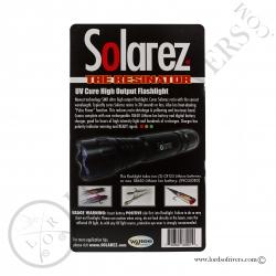 Solarez Lampe UV grand modèle avec chargeur Notice