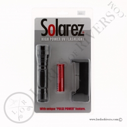 Solarez High Output UVA Flashlight Kit UV Pack