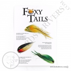 Foxy-Tails Black Pro Grade Silver Fox instructions
