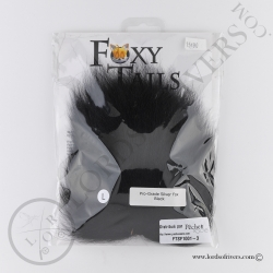 Foxy-Tails Black Pro Grade Silver Fox pack