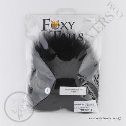 Foxy-Tails Black Pro Grade Silver Fox pack
