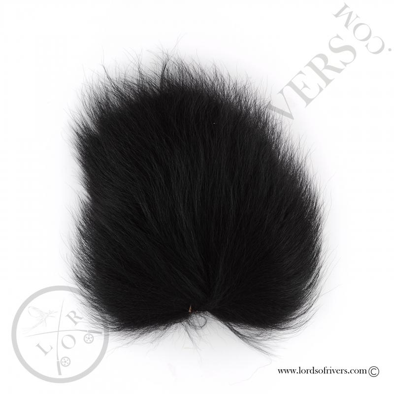 Foxy-Tails Black Pro Grade Silver Fox