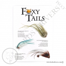 Foxy-Tails Dyed Silver Fox instructions
