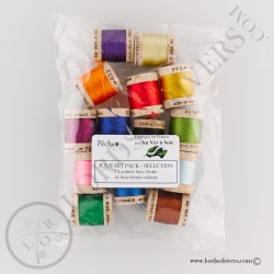 Pack selection Junji Ichimur of 14 nuances Ovale Silk Au Ver à Soie - Top