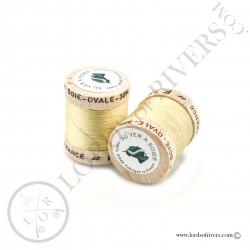 Ovale Silk Au Ver à Soie Primerose