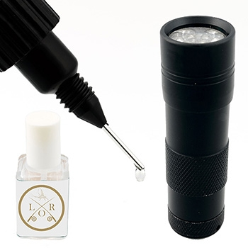 Varnishes/Glues/UV/Wax